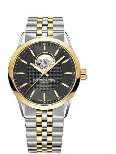 RAYMOND WEIL Freelancer Automatic Gold Gents Watch 2710-STP-20021
